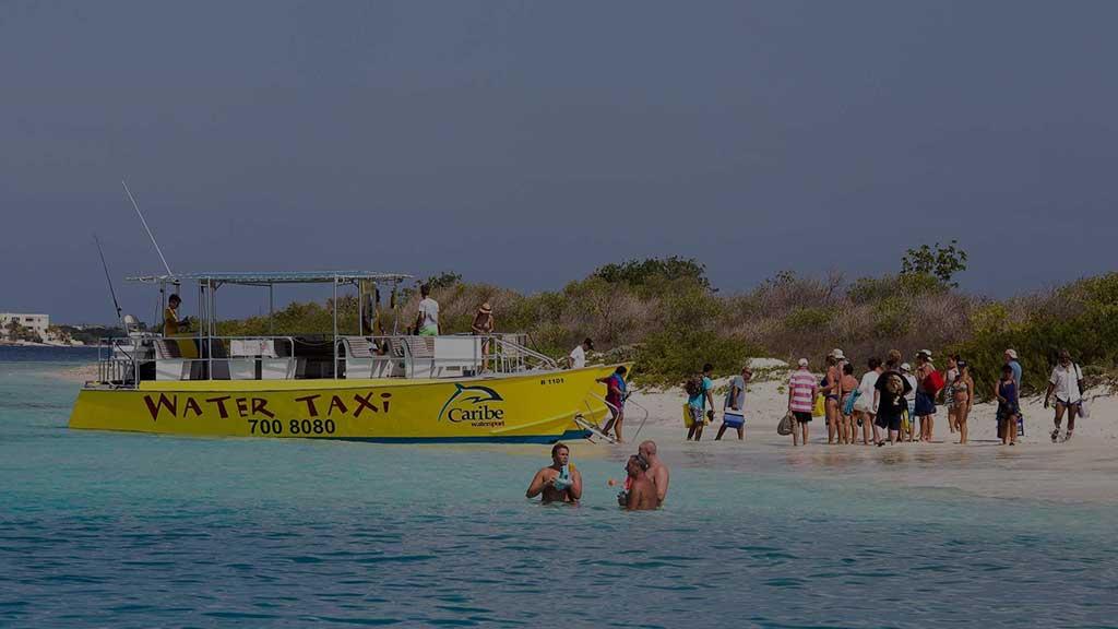 Water taxi Klein Bonaire - Watertaxi Klein Bonaire